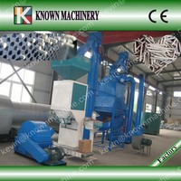 Professional supply the CE approved 0.2~1T/H wood pellet manufacturing plant