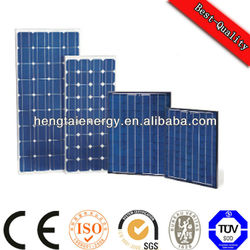 TUV/CE-certified 100W Thin Film Solar Panel Modules with 30% Lighter Than Glass Film