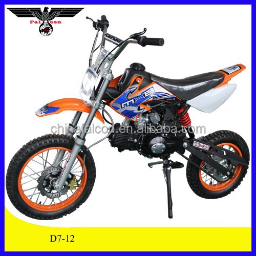 Chongqing Mini Small 110cc Dirt Bike (D7-12)