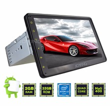 Joying Android 6.0 Universal Car Multimedia 10.1 Inch 1 Din Still Cool Car Dvd Player