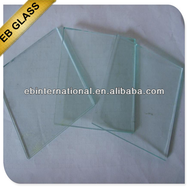 4mm Solar Panel Glass /Low Iron extral clear Tempered glass