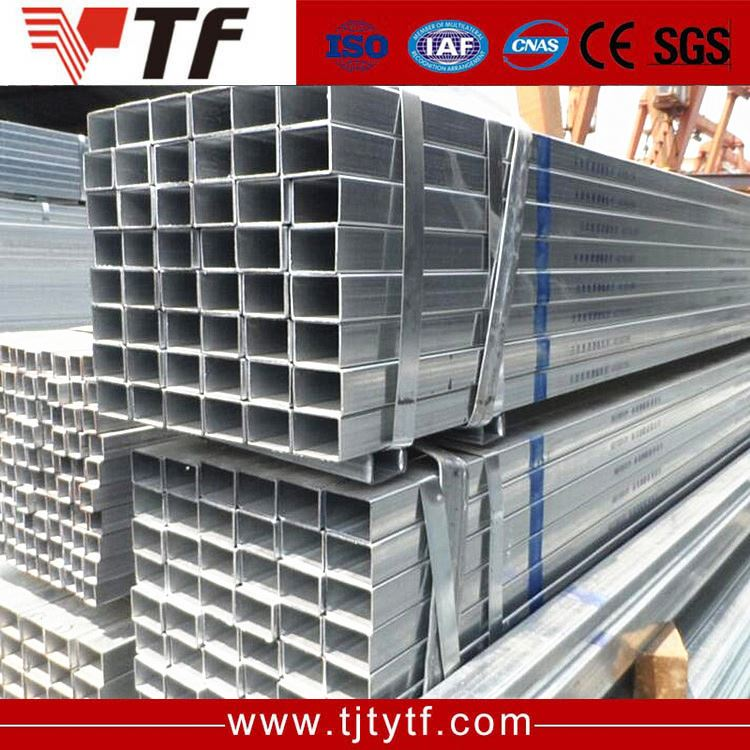 China Factory 40x40 Lowest price arab tube square steel tube tapered