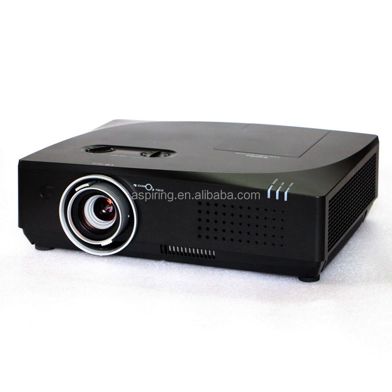 Hot sale Native 1024 X 768 3LCD dlp projector 10000 lumens