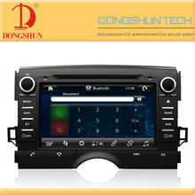 Special car dvd player for TOYOTA Support Ipod/ TV/ Bluetooth