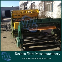 Hot sell automatic 2-3.2mm hot-dip galvanized pigeon cage wire mesh welding machine(OEM)