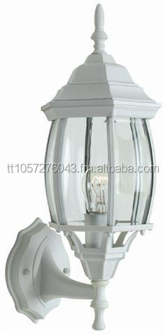 White Outdoor Light