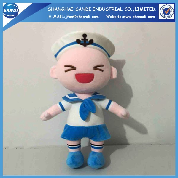 Lovely promotional custom plush toy