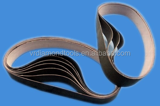made in China diamond ceramic polishing belt