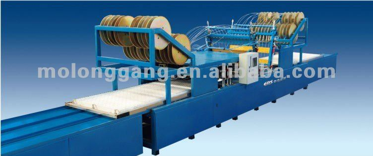 construction used 3D Wire Panel Machine
