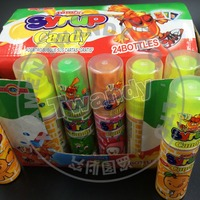 Syrup Fruit Liquid Candy