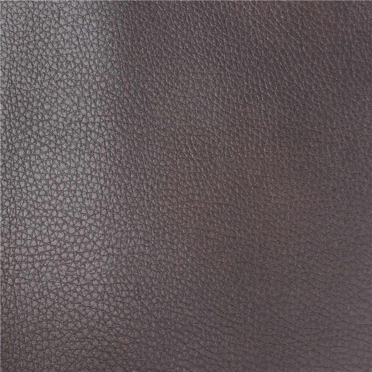 Made In China Perfect pu material wholesale faux leather fabric for home furniture