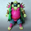 Hot sale Green monster with mantle action figure/Wholesale PVC movable action figure/Factory custom game action figures