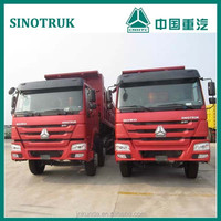 25tons hot sale howo dump truck 10 wheel