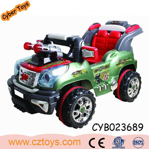 Shantou CYBER TOYS baby car with remote control for gift