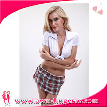 Sex School Girl Uniform Sexy Cosplay Costume FOR Japan Hot School Girl