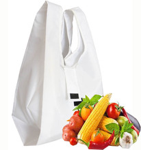 Wholesale Factory Direct 420DPolyester Folding Fruit Shape Shopping Bag
