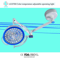 Adjust color temperature shadowless surgical light LED700