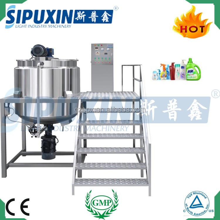 e liquid mixing machine