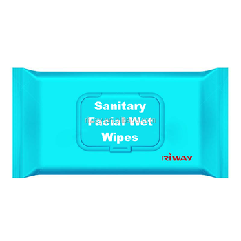Personal Care Sanitary facial wet wipes also personalized