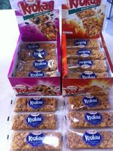 KROKAN CEREAL BAR WITH DRIED FRUITS CANBIS PL