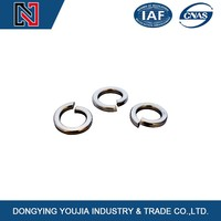 China Made Stainless Steel Spring Washers