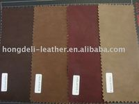 shoe upper leather,unique good handfeeling embossing shoe leather,imitation washed leather