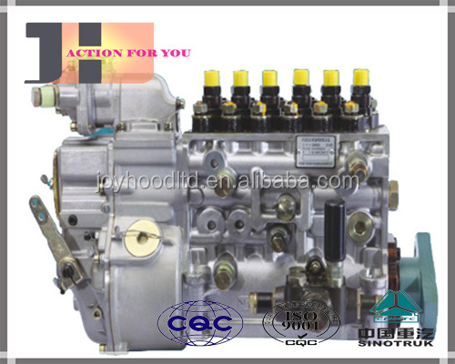 China Cheap Price Sinotruk Howo <strong>Engine</strong> <strong>Parts</strong> Diesel Fuel Pump Vg1560080022