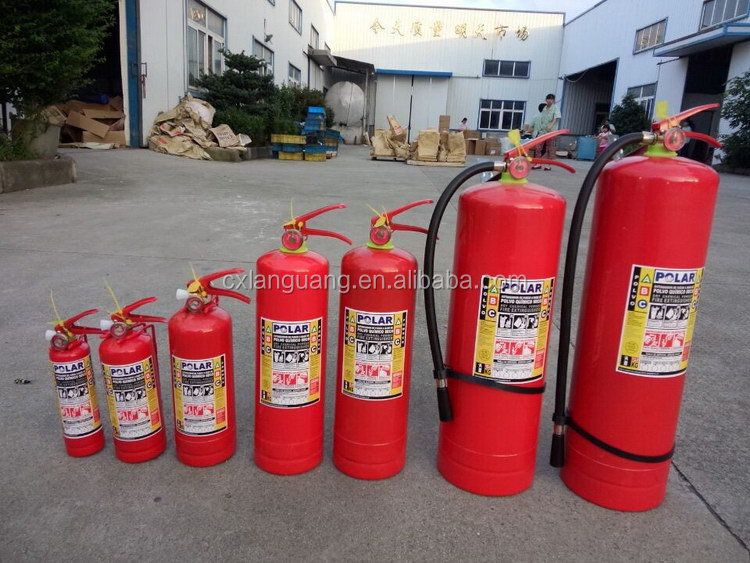 Customized new arrival portable water fire extinguisher oem
