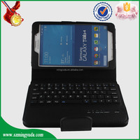 China Factory 7inch built-in bluetooth keyboard tabllet PU leather case for samsung T230