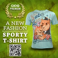 Ciao sportswear - japan dog design dri fit jersey and t shirt