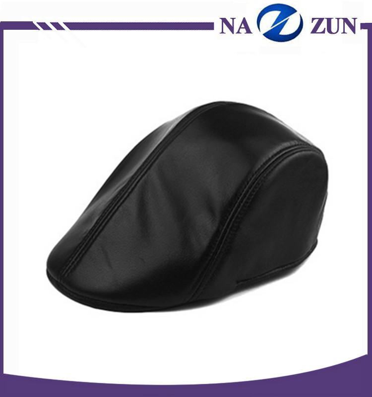 Fashion wholesale beret hats military felt custom wool french beret hats for men