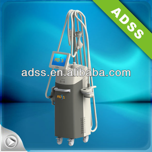 ADSS ultrasonic cavitation+RF+massage therapy+ super slim weight loss machine