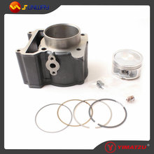Motorcycle Cylinder kit 72MM Kit for BUYANG FA -D300 H300