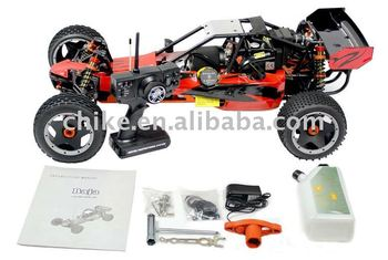 26cc RC car/Remote control car/Baja with 2.4G transmitter RTR