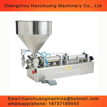 High Accuracy Pneumatic Piston Filler /Paste Filling Machine/Liquid Bottle Filling Machine