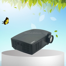 LED light 1080P Quad core LCD Projector support Miracast Airplay function and Android 4.4 OS projector with 1GB and 8GB