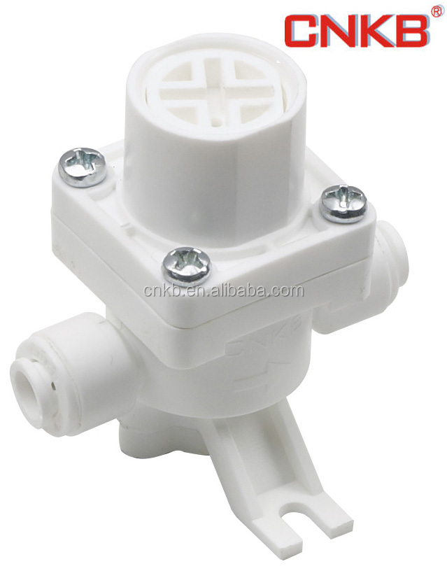 Water household released pressure valve