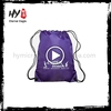 Custom color fabric nonwoven school backpack bag