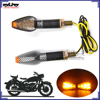 BJ-SL-003L Wholesale E-mark amber indicator motorcycle led turn signal lights bulbs