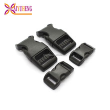 recycled plastic buckle eco-friendly joint slider buckle