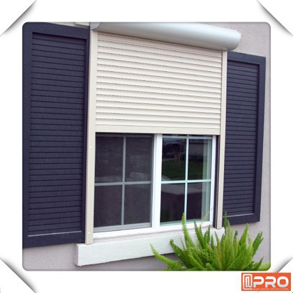 European style aluminum roller shutter manufacturer in for European shutters