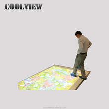 3D Interactive Floor projector game for children,entertainment