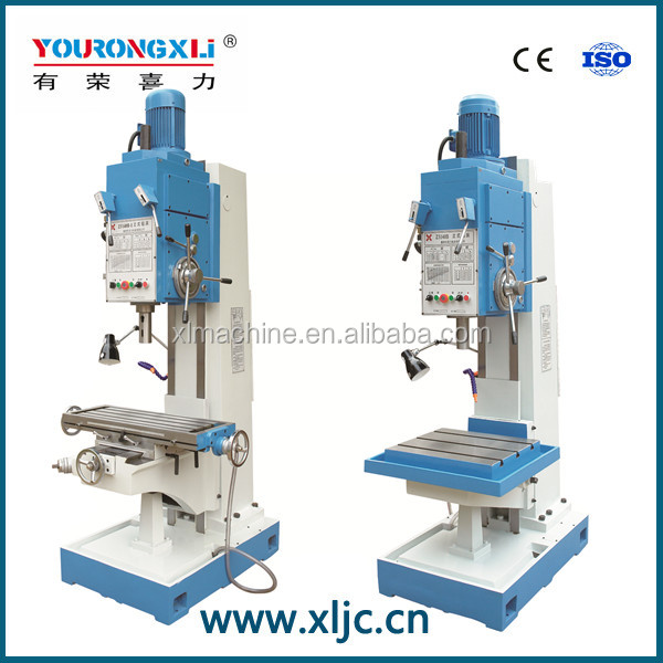 Vertical Drilling Machine for plate