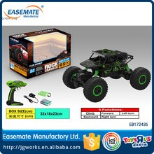 2.4G High speed remote control cross country car