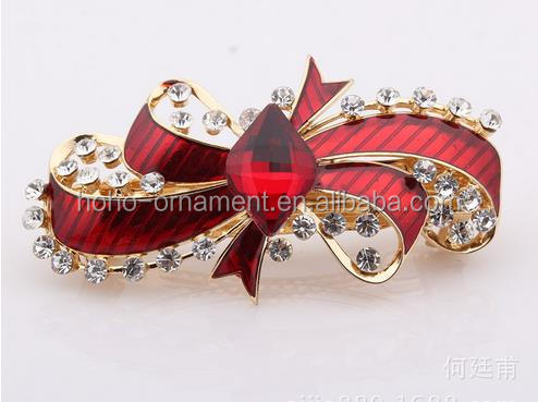 diamond large crystal african butterfly hairgrips hair clip hair accessories
