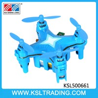 High quality 2.4G FPV wifi real time transmission remote control camera drone