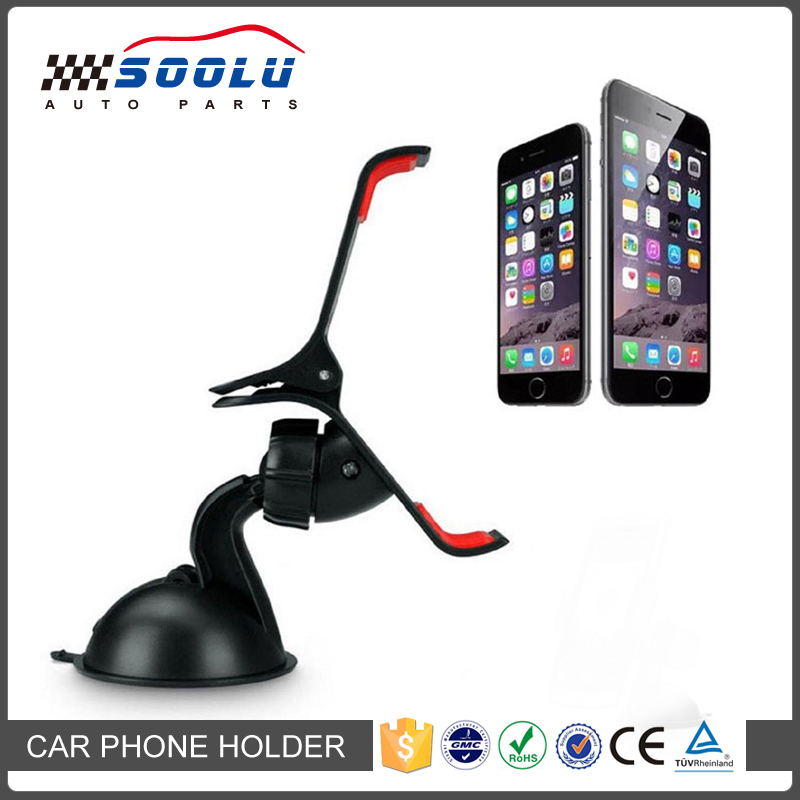 Universal Mobile Phone Holder For Iphone 5 For 4s Gps Mp3 Mp4 For Samsung Car Phone Holder