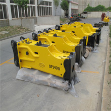Fine hydraulic breaker with sb 40 cylinder beaker excavator rock competitive price