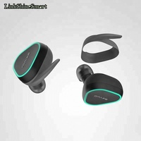 Modern design wireless sports earphone mini wireless voice changer earphone