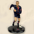 Resin Sculpture Craft/Sport Figure/Football Player Toy